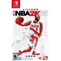 NBA 2K21 Standard Edition NSW