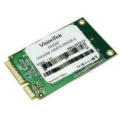 480GB 3D MLC mSATA SSD