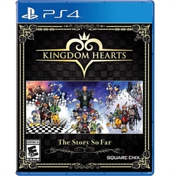 Kngdom Hrts Story So Far PS4