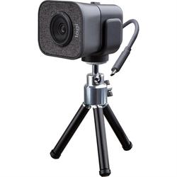 Category: Dropship Cameras, SKU #960001280, Title: Stream Cam Plus Graphite