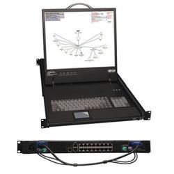 16 Port Cat5 IP KVM Switch 19