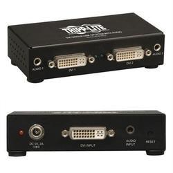 2 Port SL DVI Video Splitter