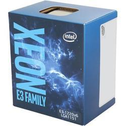 Xeon E3-1220 V6 Processor