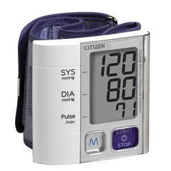 Citizen Wrist Blood Pressure