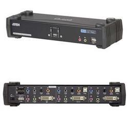 2 port Dual Link DVI KVM