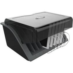 10 Port AC Desk Charge Station
