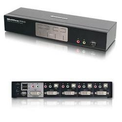 4 Port Dual-link DVI Kvmp