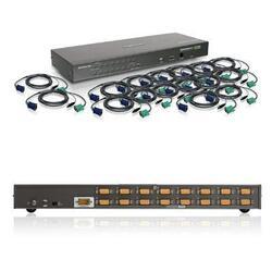 16 Port Kvm Switch