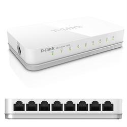 8 Port Gig Desktop Switch