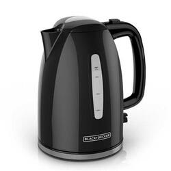 Bd Electric Kettle Plastic Blk