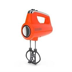 B&D Ad Helix Hand Mixer Orange