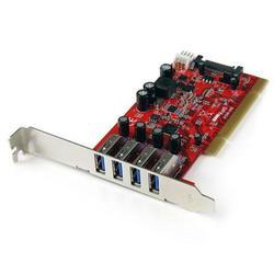 4 Port PCI USB 3 Adapter Card