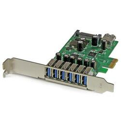 7 Port PCIe USB 3.0 Card