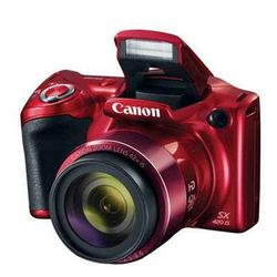 PowerShot SX420 HS 20MP Red
