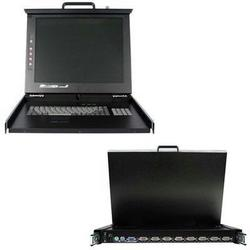 Rackmount LCD Console With Kvm