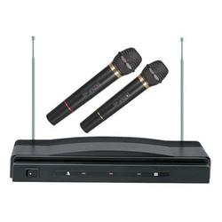Dual Wireless Microphone