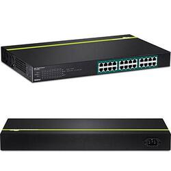 24 Port Gigabit PoE Plu Switch