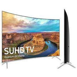"55"" Curved Uhd Smart Tv Bun"