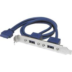 USB 3.0 Slot Plate Adapter
