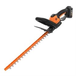 "WX 20 20V Hedge Trimer 3/4""cut"