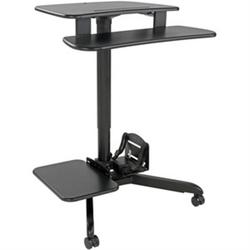 Category: Dropship Stands & Mounts, SKU #WWSSRDSTC, Title: Mobile Workstation Cart