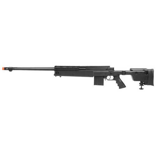 TSD Tactical SD94 Airsoft Sniper Rifle, Black