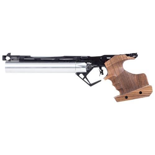 Feinwerkbau P8X Air Pistol, Walnut Grip