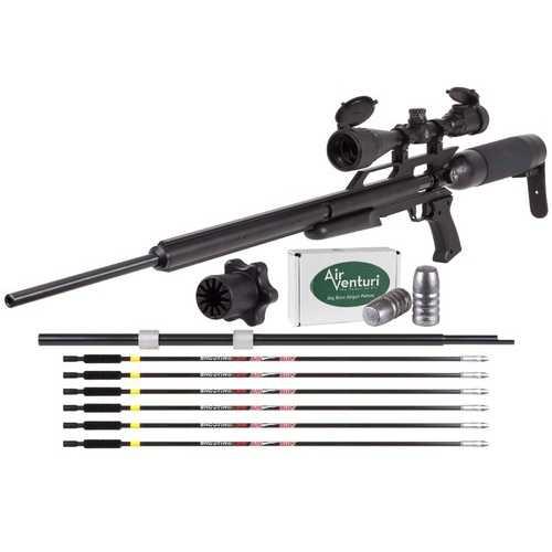 AirForce Texan .357 Big Bore Ultimate Hunters Combo
