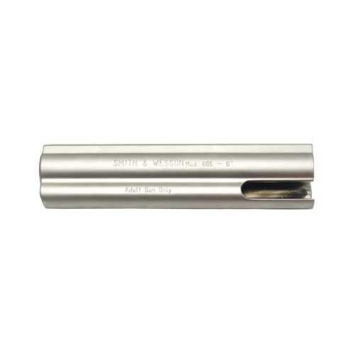 """Smith & Wesson 686 Barrel, 6"""", Nickel"""