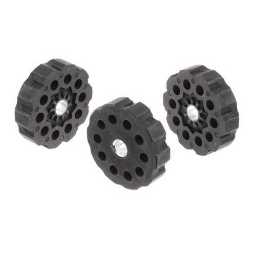 Smith & Wesson Cylinder  Magazine, 10rds, 3ct