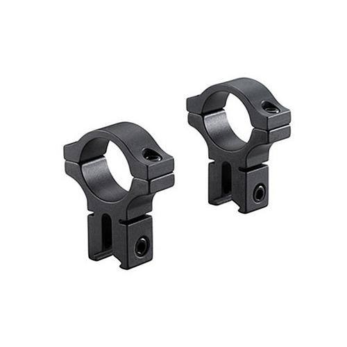 "BKL 30mm Rings, 3/8"" or 11mm Dovetail, Matte Black"