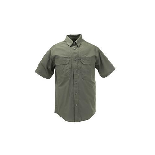 5.11 Tactical TacLite Pro Short Sleeve Shirt, Green, Medium