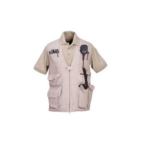 5.11 Tactical Vest, Khaki, Medium