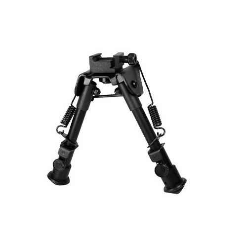 Tactical OP Bipod, SWAT/Combat Profile, Telescoping & Folding Legs