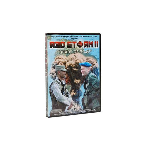 """Red Storm II """"Heart of Rojo"""" Airsoft Mil-Sim DVD"""