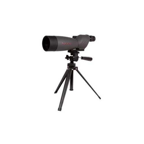 Tasco World Class 20-60x60mm Spotting Scope & Tripod