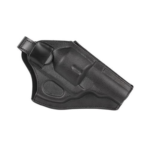 """Dan Wesson Right-Hand Holster, Fits Dan Wesson 2.5"""" & 4"""" CO2 Revolvers, Black"""