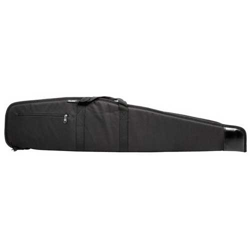 "Bulldog Deluxe Soft Rifle Case, 48"", Black"