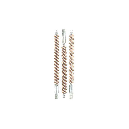 Brownells .25-Cal Bronze Bore Rifle Brushes, 3ct