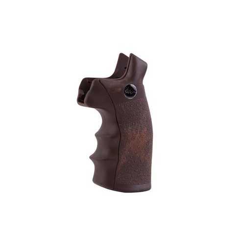Dan Wesson Brown Revolver Grips, Looks Like Wood