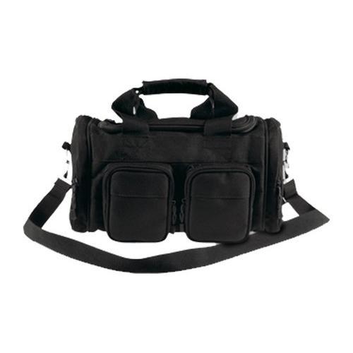 Bulldog Deluxe Range Bag With Shoulder Strap, Black