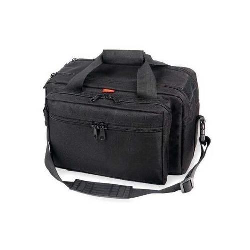 """Bulldog Extra Large Range Bag, Pistol Rug, Black, 15""""x8""""x10"""""""