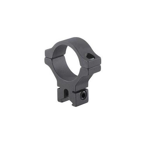 "BKL Single 30mm Single Strap Ring, 3/8"" or 11mm Dovetail, .60"" Long, Black"