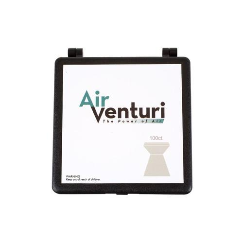 Air Venturi Pellet Box, Holds 100 .177-Cal Wadcutter Pellets