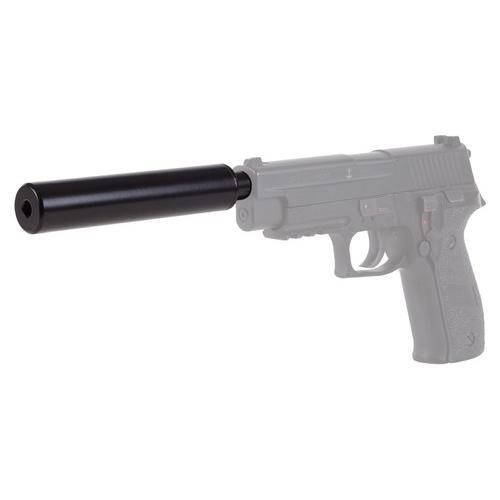 Air Venturi Fake Suppressor, Fits Select SIG Sauer P226 CO2 Pellet Pistols