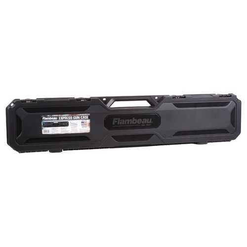 Flambeau Express Gun Case