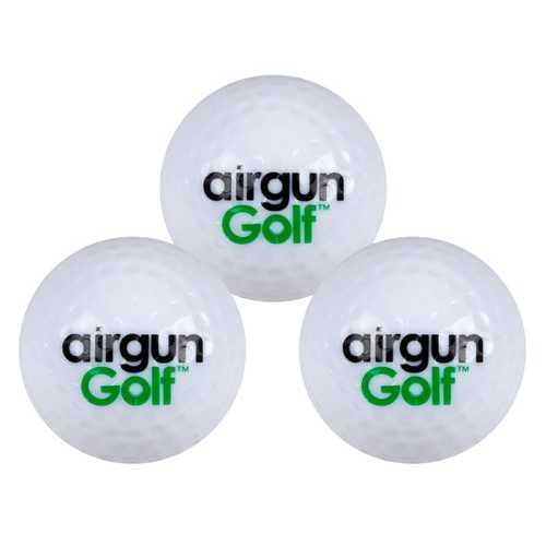 Airgun Golf Exploding Golf Ball, 3ct
