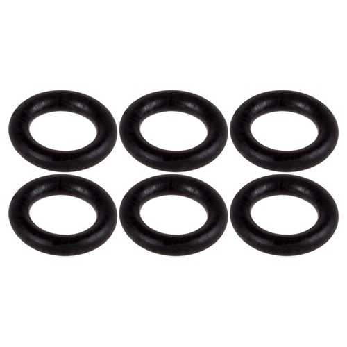 Air Venturi Air Bolt Nock Replacement O-Rings, 6ct  357 Caliber