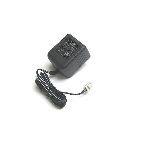 TSD 9 volt DC 500mAh battery charger with Mini male plug