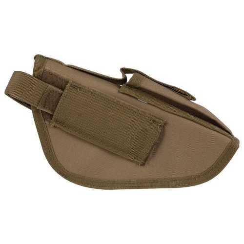 AMP Tactical Belt Pistol Holster, Tan